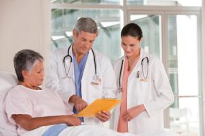 Physicianandseniorpatient